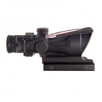 Trijicon TA31-CH 4x32 ACOG Crosshair Red .223 & TA51 Mount 2