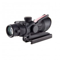 Trijicon TA31-CH 4x32 ACOG Crosshair Red .223 & TA51 Mount 3