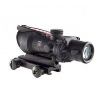 Trijicon TA31-CH 4x32 ACOG Crosshair Red .223 & TA51 Mount 4