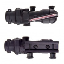 Trijicon TA31-CH 4x32 ACOG Crosshair Red .223 & TA51 Mount 5