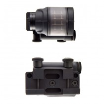 Trijicon SRS01 1.75 MOA Red Dot & Flattop Mount 5