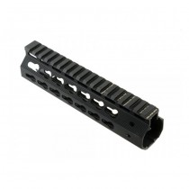 Strike Industries AR Mega Fins 7'' Light Weight KeyMod Handguard - Black