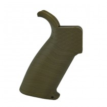 Strike Industries AR15 PRO Patriot Series Pistol Grip - Olive