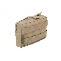 Warrior Small Horizontal Utility Pouch - Coyote 1