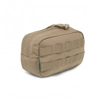 Warrior Medium Horizontal Utility Pouch - Coyote 1