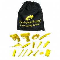 Setcan Pat-Down-Props Training Set