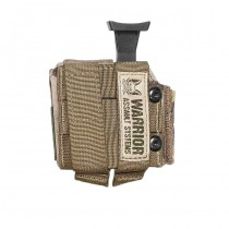 Warrior Universal Pistol Holster Right Hand - Multicam 2
