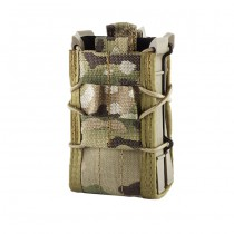 High Speed Gear X2R Taco Double Rifle Mag Pouch - Multicam 1