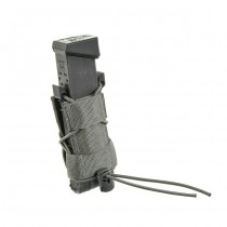 High Speed Gear Pistol Taco Single Universal Pistol Mag - Grey