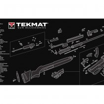 TekMat Cleaning & Repair Mat - M1 Carbine