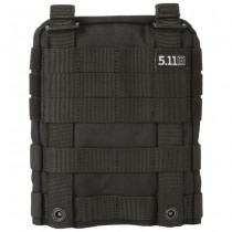 5.11 TacTec Plate Carrier Side Plate Panels - Black 1