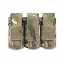 Warrior Triple 40mm Grenade Pouch - Multicam 1