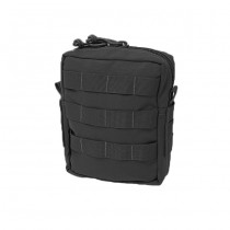 Warrior Medium Utility Pouch - Black 1