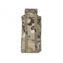 Warrior Slim Line Dump Pouch - Multicam