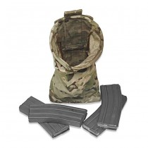 Warrior Slim Line Dump Pouch - Multicam 1