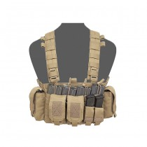 Warrior Falcon Chest Rig - Coyote