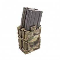 Warrior Double Quick Mag Pouch - Multicam 1