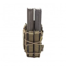 Warrior Double Quick Mag Pouch - Multicam 2