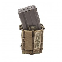 Warrior Double Quick Mag Pouch - Multicam 3