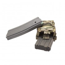 Warrior Double Quick Mag Pouch - Multicam 4