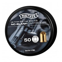 Walther 9mm R.K. 50rds