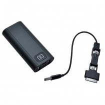 Powerbank Twin 5000 - Black