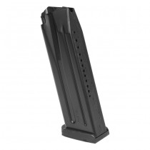 Heckler & Koch P30 Magazine 9mm Para - Black Follower 1