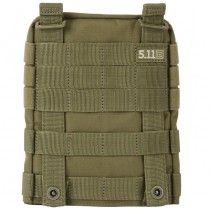 5.11 TacTec Plate Carrier Side Plate Panels - Olive 1