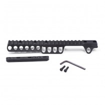 Mesa Tactical Mossberg 500 Adapter Mount Picatinny Rail 9.5 Inch Rail