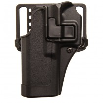 BLACKHAWK CQC Matte Finish SERPA Holster CZ 75 LH - Black