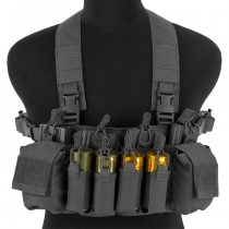 Haley Strategic D3CR-X Chest Rig - Disruptive Grey