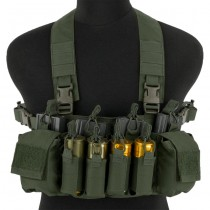 Haley Strategic D3CR-X Chest Rig - Ranger Green