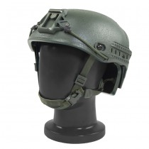 Pitchfork AirVent Level IIIA Tactical Helmet - Olive