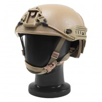 Pitchfork AirVent Level IIIA Tactical Helmet - Coyote