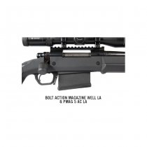 Magpul Hunter Remington 700L Standard Bolt Action Magazine Well