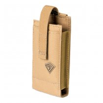 First Tactical Tactix Series Media Pouch Medium - Coyote
