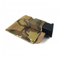 Blue Force Gear Ten-Speed Belt-Mounted Double Pistol Mag Pouch - Multicam