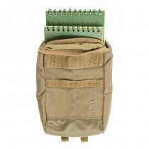 5.11 IGNITOR 4.6 Notebook Pouch - Sand