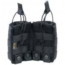 Tasmanian Tiger 2 Single Magazine Pouch Bungee - Black
