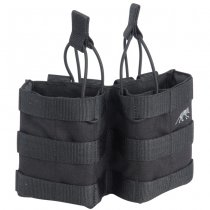 Tasmanian Tiger 2 Single Magazine Pouch Bungee HK417 - Black