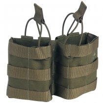 Tasmanian Tiger 2 Single Magazine Pouch Bungee HK417 - Olive