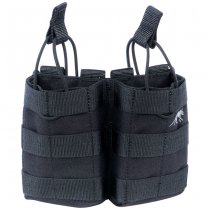 Tasmanian Tiger 2 Single Magazine Pouch Bungee M4 - Black