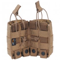 Tasmanian Tiger 2 Single Magazine Pouch Bungee M4 - Coyote