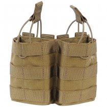 Tasmanian Tiger 2 Single Magazine Pouch Bungee M4 - Khaki
