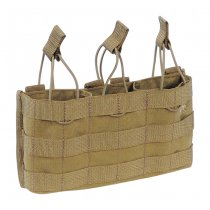 Tasmanian Tiger 3 Single Magazine Pouch Bungee - Khaki