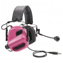 Earmor M32 MOD1 Tactical Hearing Protection Ear-Muff - Pink