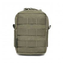 Warrior Small Utility Pouch - Ranger Green