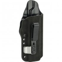 Haley Strategic G-Code INCOG ECLIPSE IWB Full Guard Holster M1911 Railed - Black