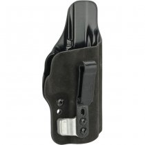 Haley Strategic G-Code INCOG ECLIPSE IWB Full Guard Holster Glock 17 - Black