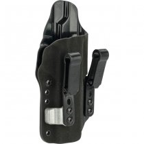 Haley Strategic G-Code INCOG IWB Full Guard Holster M1911 Railed - Black